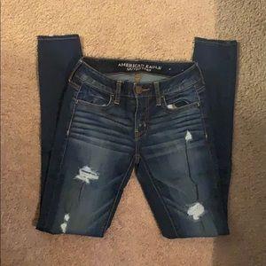 Women's AE jeans